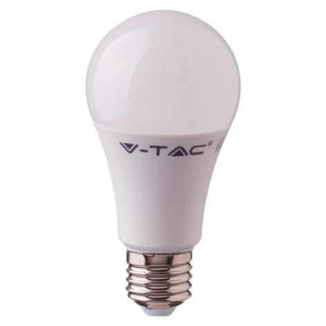V-Tac VT-2219 Lampadina LED E27 9W Bulbo A60 con Sensore di Movimento e crepuscolare