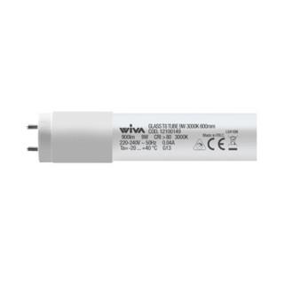 Wiva - Tubo LED T8 G13 Lampada 28W 150 cm Alta luminosità da 2.960 lumen
