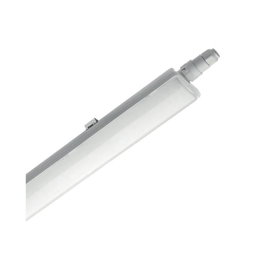 Wiva Tubo LED Plafoniera 30W 120 cm Impermeabile mod. Niagara