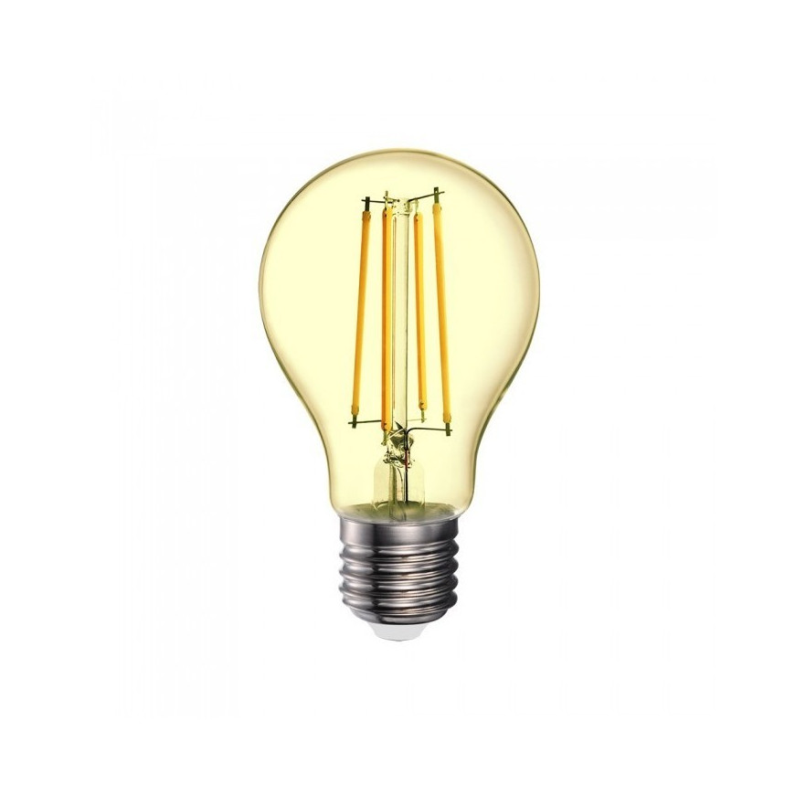 V-Tac VT-2123 Lampadina LED E27 12.5W Bulbo A70 Filamento Ambrata