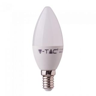 Lampadina LED E14 7W Candela 200° con Chip Samsung
