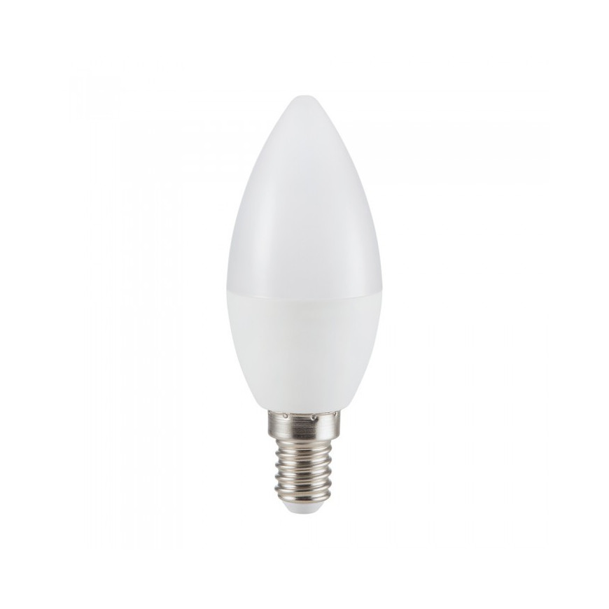 Lampadina LED E14 5.5W Candela 200° CRI ≥95