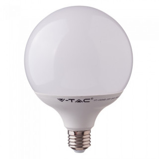 V-Tac VT-288 Lampadina LED E27 18W Globo G120 con Chip Samsung