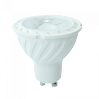 V-Tac VT-227 Faretto LED GU10 6.5W Spotlight 38° con Chip Samsung