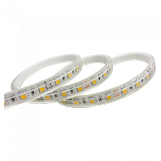 Striscia LED SMD5050 Impermeabile Monocolore 60LED/metro in bobina da 5 metri 5d7fa215cdbb1
