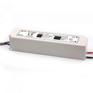 Alimentatore 100W Impermeabile IP67 a 1 Uscita Con Cavi a Saldare