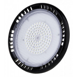 Lampada Industriale LED 100W Ufo Shape Dimmerabile 90° High Bay con Chip LED Samsung