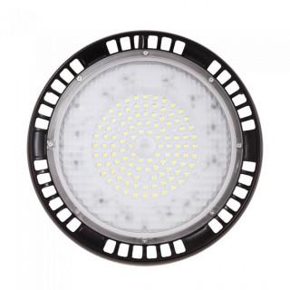 Lampada Industriale LED 100W Ufo Shape SMD Dimmerabile 90° High Bay