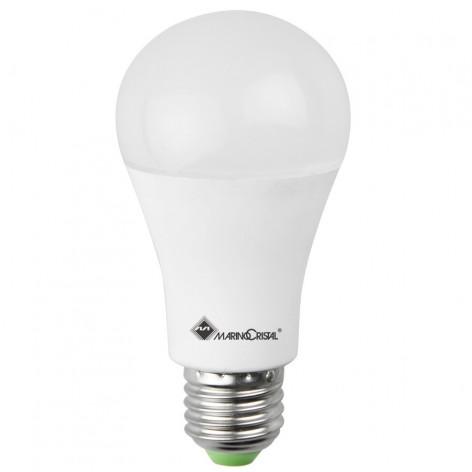 Marino Cristal - Lampadina LED E27 18W Bulbo A65 240°