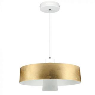Lampadario LED 7W Campana Color Oro