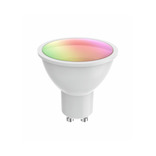 Faretto LED Smart Wi-Fi GU10 4.5W Spotlight  Dimmerabile Alexa