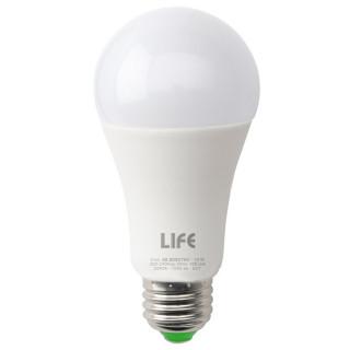 Life GH Lampadina LED E27 18W Bulbo A60 200°