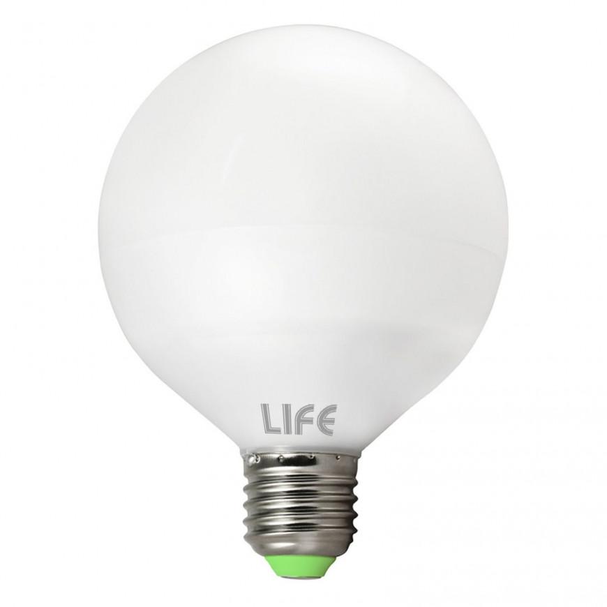 Life Serie GF Lampadina LED E27 16W Globo G120 300°