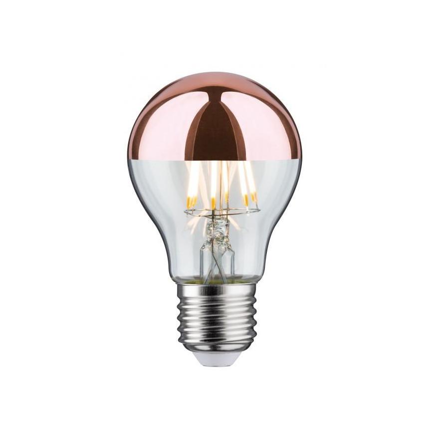 Paulmann lampadina led e27 7 5w bulbo a60 filamento con for Lampade a led e 27