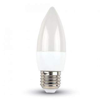 V-Tac VT-1821 Lampadina LED E27 6W Candela