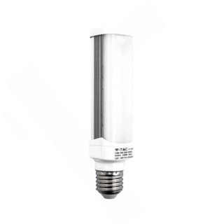 V-Tac VT-1929 Lampadina LED E27 10W Tower PL Orizzontale