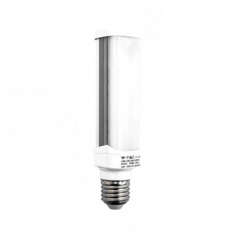 V-Tac VT-1926 Lampadina LED E27 6W Tower PL Orizzontale