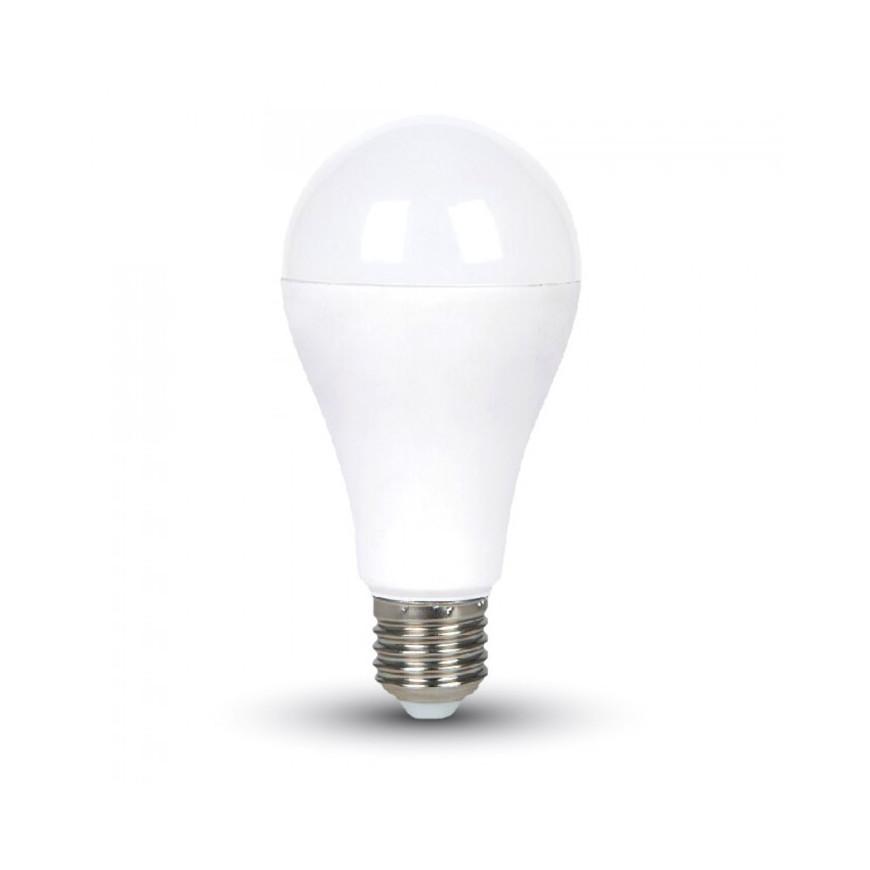 V-Tac VT-2015 Lampadina LED E27 15W Bulbo A65