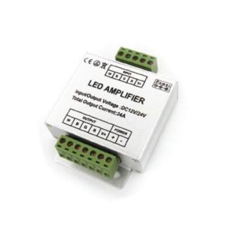 V-Tac VT-2408 SKU: 3327 Amplificatore di segnale per controler di strisce LED RGB+W