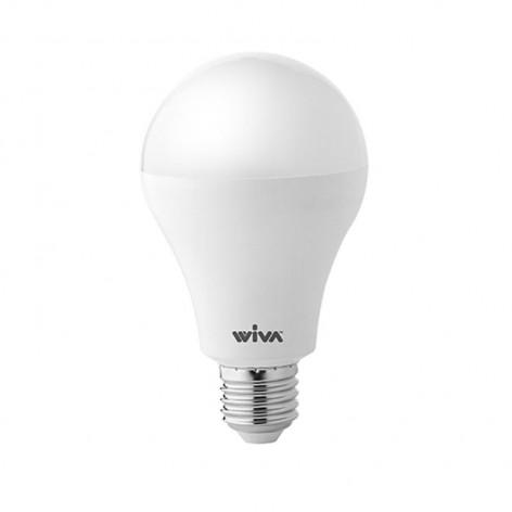 Wiva Goccia Opal Lampadina LED E27 20W Bulbo A70 240°