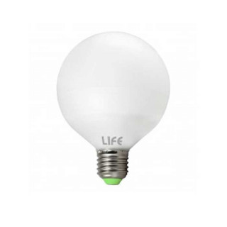 Life Serie GF Lampadina LED E27 15W Globo G95 310°