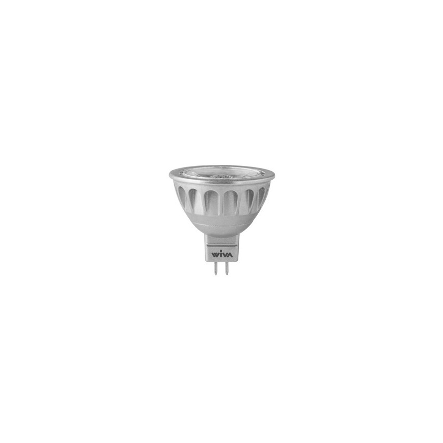 Wiva Faretto LED GU5.3 MR16 5W SMD Spotlight 36° 12100206