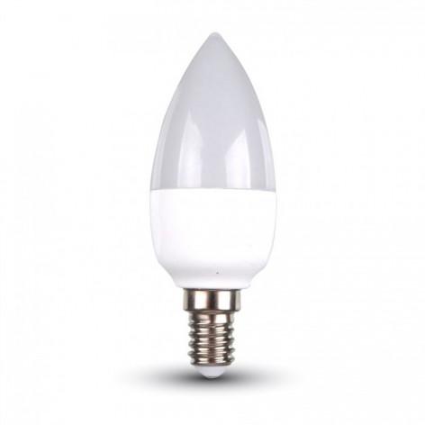 V-Tac VT-1855 Lampadina LED E14 6W Candela