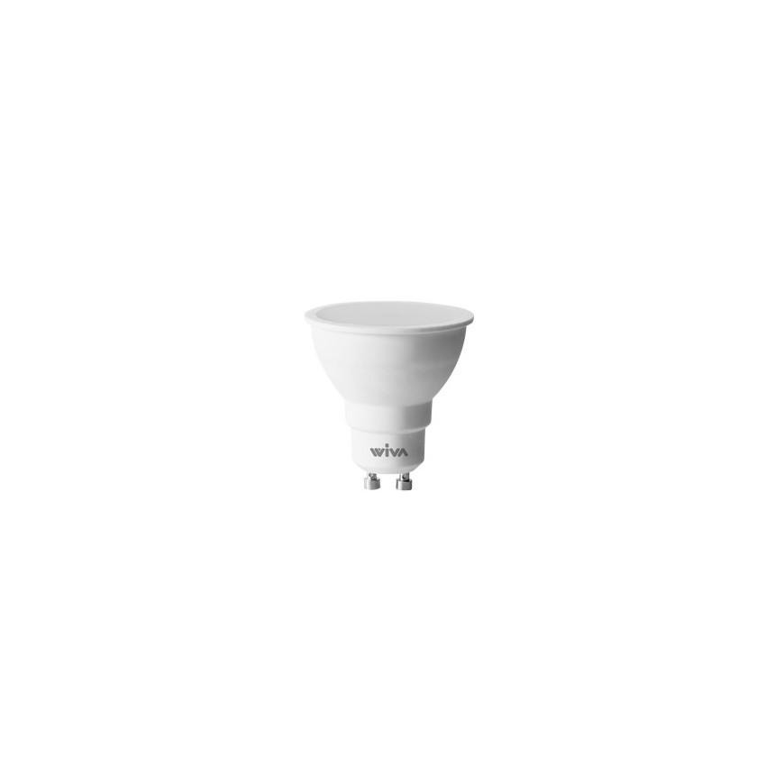 Wiva Faretto LED GU10 6W SMD Spotlight 100°