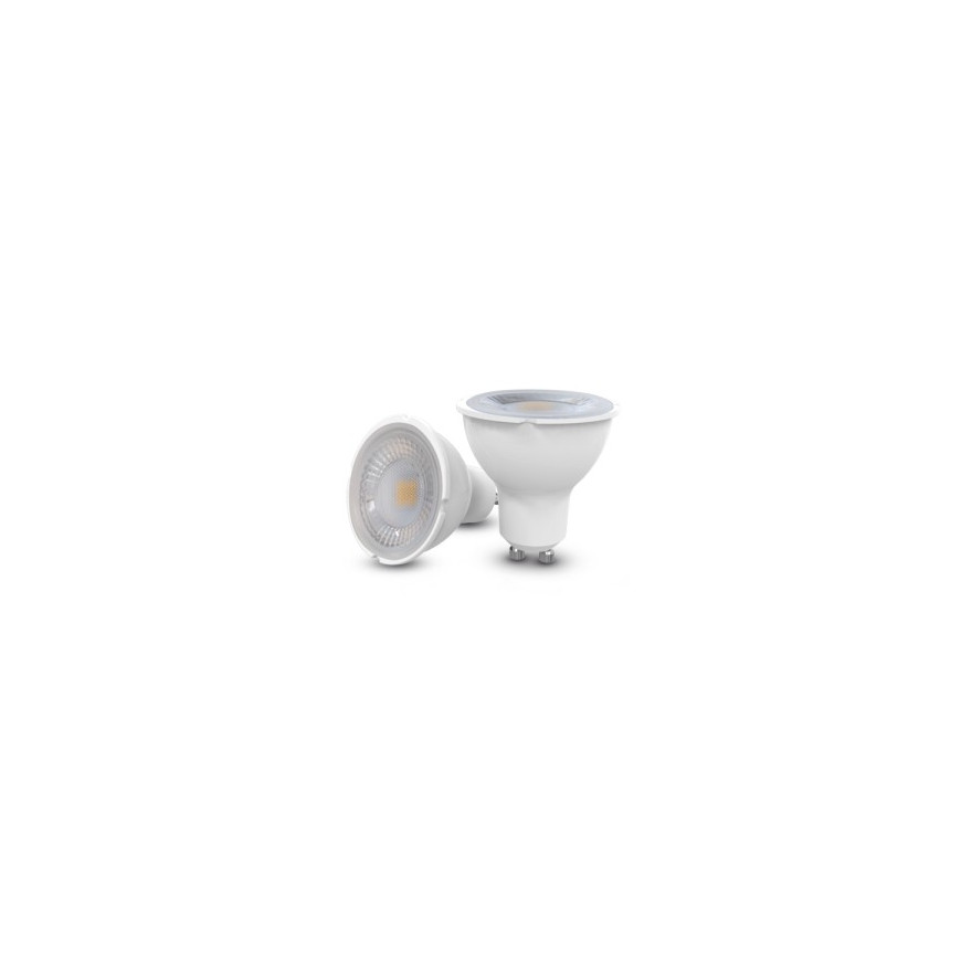 DURALAMP MULTI SPOT Faretto LED GU10 6W SMD Spotlight 38°