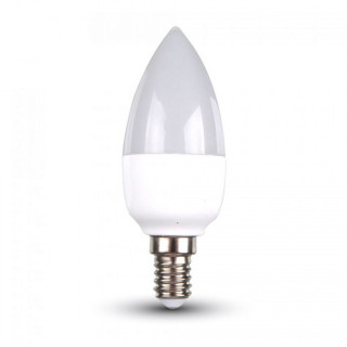 Lampadina LED E14 6W Candela Dimmerabile