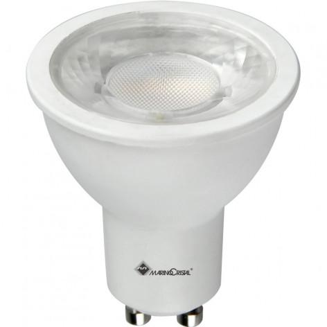 Marino Cristal Faretto LED GU10 7,5W SMD Spotlight 60°