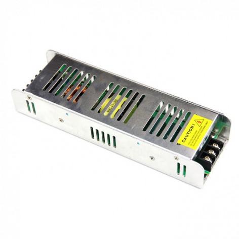 V-Tac Alimentatore 25W Slim Series Per Uso Interno a 1 Uscita con Morsetti a Vite