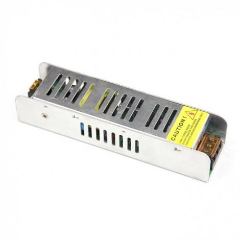 V-Tac Alimentatore 60W Slim Series Per Uso Interno a 1 Uscita con Morsetti a Vite