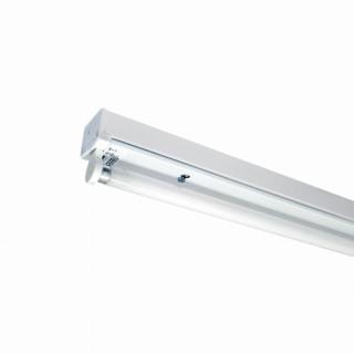 V-Tac VT-16010 | SKU: 6052 Plafoniera Singola Per Tubi LED T8 Da 60cm