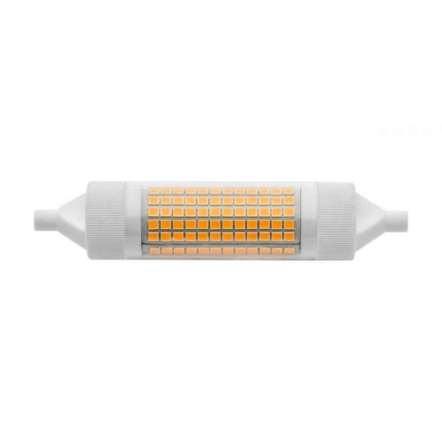 Wiva Lampadina LED R7S L118 22W Bulbo Tubolare