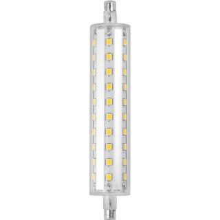 Marino Cristal Lampadina LED R7S L118 12W Bulbo Tubolare Serie Pro