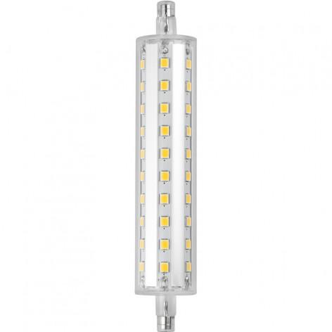 Marino Cristal Lampadina LED R7S L118 12W Dimmerabile Bulbo Tubolare Serie Pro