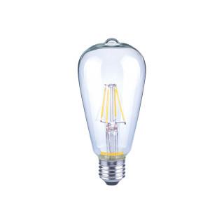 Sylvania Lampadina LED E27 7W Bulbo ST64 Filamento Dimmerabile