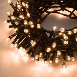Catena 450 luci LED Reflex Bianco Caldo per interno/esterno con controller memory