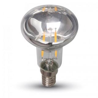 V-Tac VT-1961 Lampadina LED E14 2W Reflector R39 Filamento