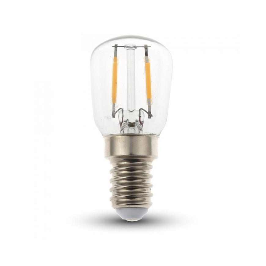 V-Tac VT-1952 Lampadina LED E14 2W Bulbo ST26 Filamento