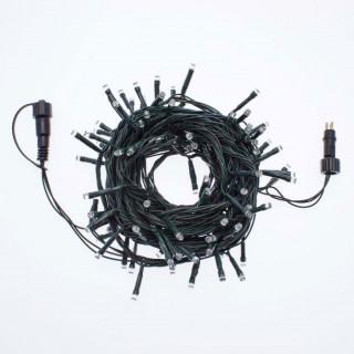 Catena con connettori PLB 100 luci LED Reflex per interno/esterno - Prolungabile
