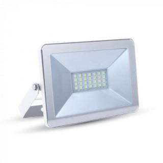 Faretto LED SMD 10W Ultra Sottile da esterno Bianco I-SERIES