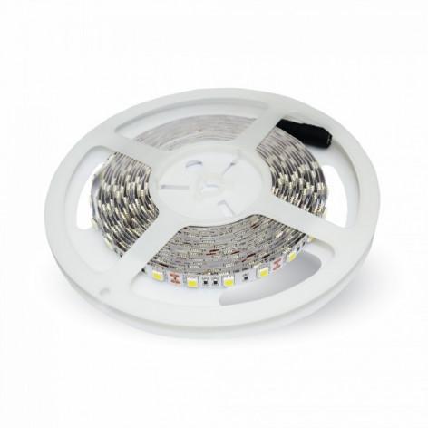 V-Tac VT-5050 Striscia LED SMD 5050 RGB Multicolore 60 LED/metro in bobina da 5 metri