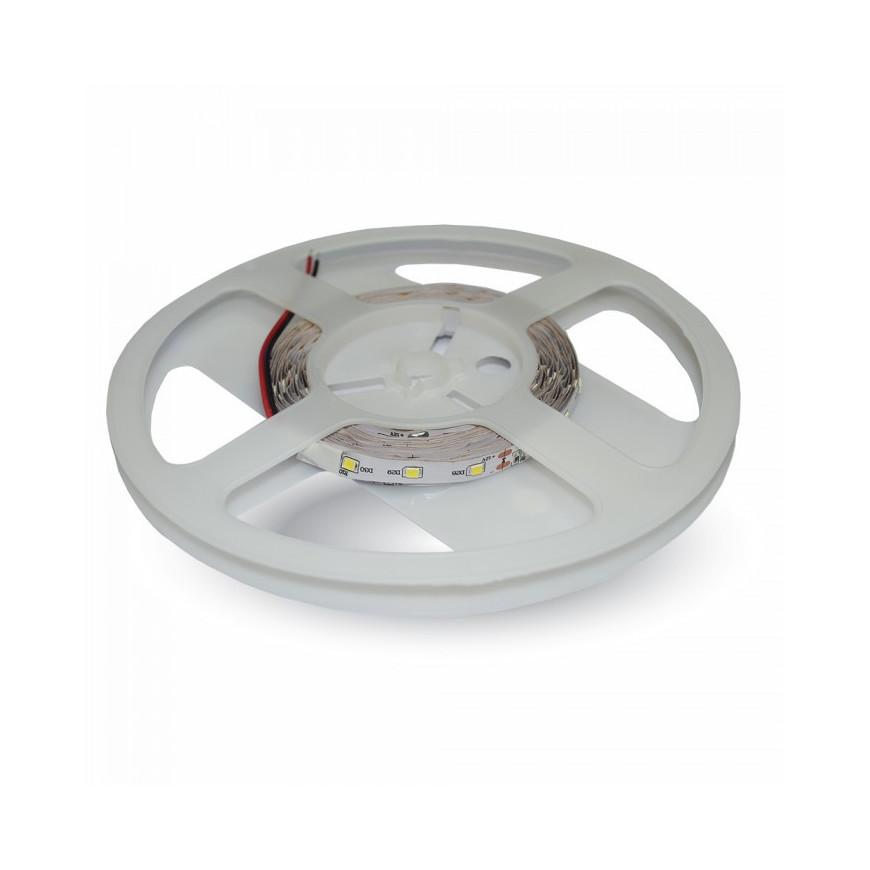 V-Tac VT-3528 Striscia LED SMD 3528 Monocolore 60 LED/metro in bobina da 5 metri