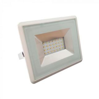 V-Tac VT-4021 Faretto LED SMD 20W Ultra Sottile da esterno Bianco I-SERIES