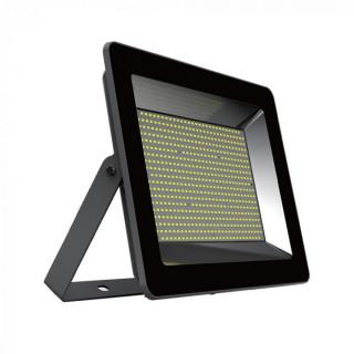 V-TAC VT-46100 Faretto LED SMD 100W Ultra Sottile da esterno Nero I-SERIES