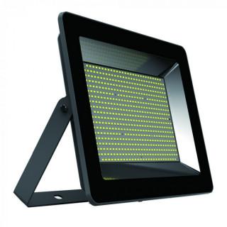 V-TAC VT-46200 Faretto LED SMD 200W Ultra Sottile da esterno Nero I-SERIES